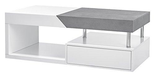 couchtisch beton bzw betonoptik. Black Bedroom Furniture Sets. Home Design Ideas